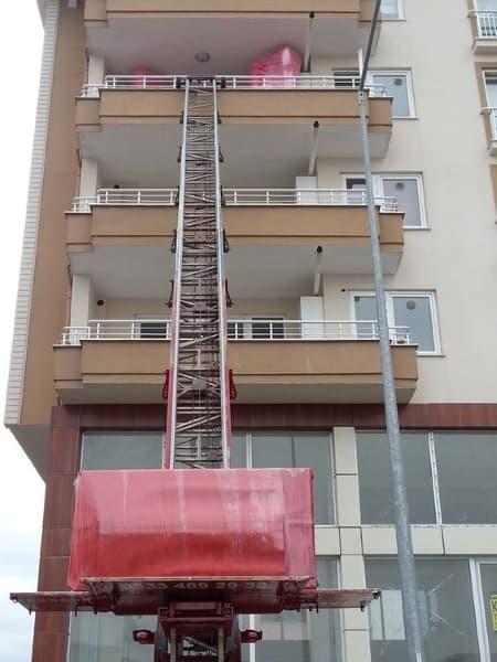 Asansörlü Evden Eve Nakliyat Fiyatları