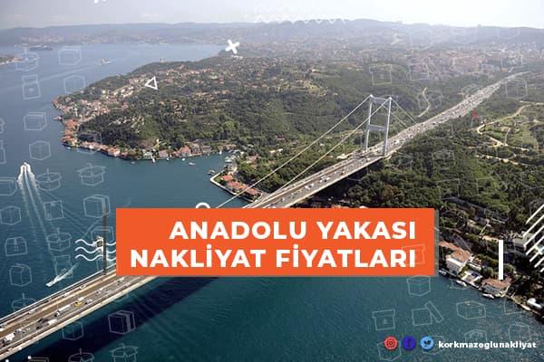 İstanbul Anadolu Yakası Nakliyat