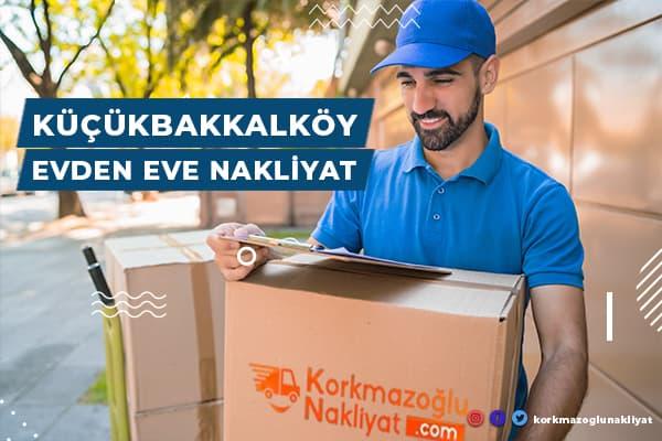 Küçükbakkalköy Evden Eve Nakliyat Firmaları